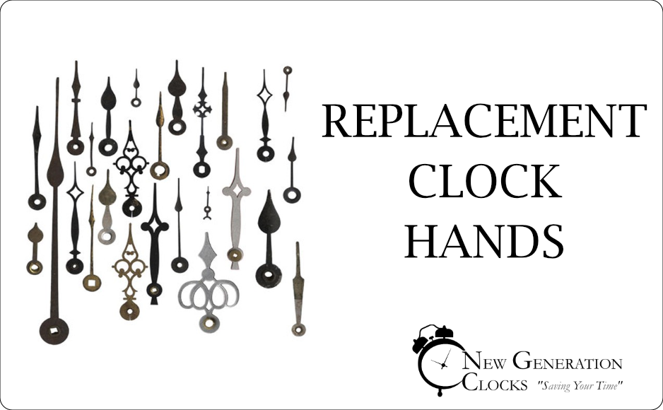 Replacement Clock Hands