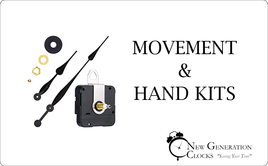 Quartz Movement and Hand Kits